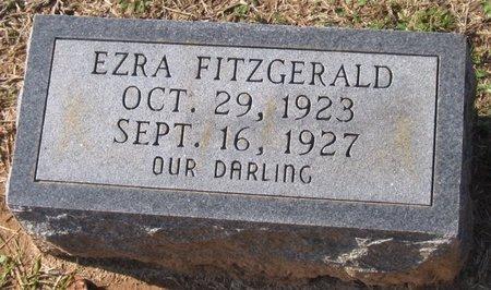FITZGERALD, EZRA - Caldwell County, Louisiana | EZRA FITZGERALD - Louisiana Gravestone Photos