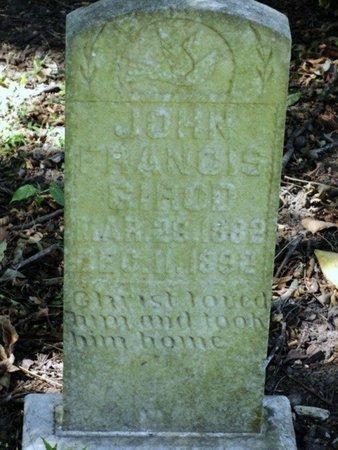 GIROD, JOHN FRANCIS - Caldwell County, Louisiana | JOHN FRANCIS GIROD - Louisiana Gravestone Photos