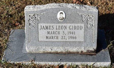 GIROD, JAMES LEON - Caldwell County, Louisiana   JAMES LEON GIROD - Louisiana Gravestone Photos
