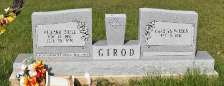 GIROD, MILLARD ODELL - Caldwell County, Louisiana | MILLARD ODELL GIROD - Louisiana Gravestone Photos