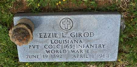 GIROD, EZZIE L (VETERAN WWI) - Caldwell County, Louisiana | EZZIE L (VETERAN WWI) GIROD - Louisiana Gravestone Photos
