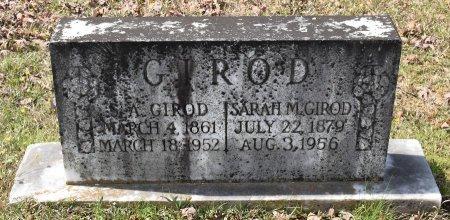GIROD, SARAH M - Caldwell County, Louisiana | SARAH M GIROD - Louisiana Gravestone Photos