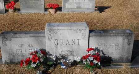 GRANT, LOVIE - Caldwell County, Louisiana   LOVIE GRANT - Louisiana Gravestone Photos