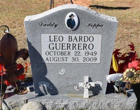 GUERRERO, LEO BARDO - Caldwell County, Louisiana | LEO BARDO GUERRERO - Louisiana Gravestone Photos