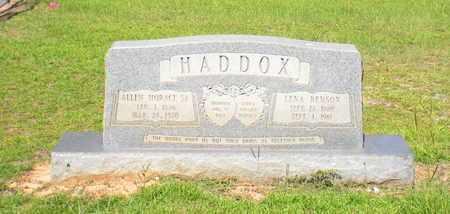 HADDOX, ALLEN HORACE,SR - Caldwell County, Louisiana | ALLEN HORACE,SR HADDOX - Louisiana Gravestone Photos