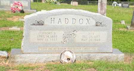 HADDOX, CLIFFORD - Caldwell County, Louisiana | CLIFFORD HADDOX - Louisiana Gravestone Photos