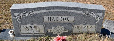HADDOX, MARIE - Caldwell County, Louisiana | MARIE HADDOX - Louisiana Gravestone Photos