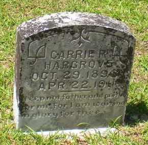 HARGROVE, CARRIE P - Caldwell County, Louisiana | CARRIE P HARGROVE - Louisiana Gravestone Photos