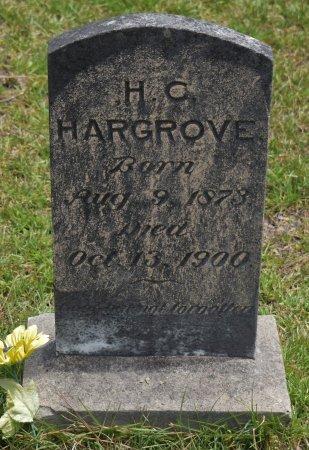 HARGROVE, H C - Caldwell County, Louisiana | H C HARGROVE - Louisiana Gravestone Photos