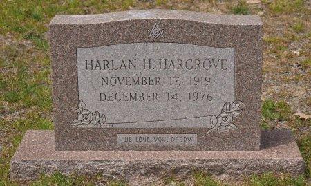 HARGROVE, HARLAN H - Caldwell County, Louisiana | HARLAN H HARGROVE - Louisiana Gravestone Photos