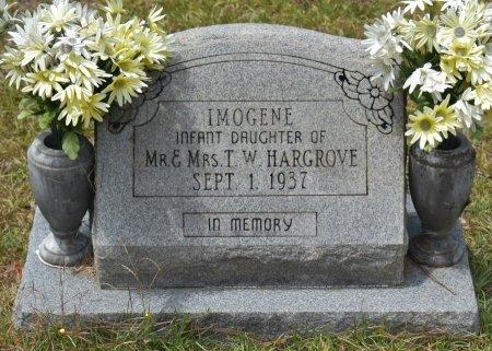 HARGROVE, IMOGENE - Caldwell County, Louisiana | IMOGENE HARGROVE - Louisiana Gravestone Photos