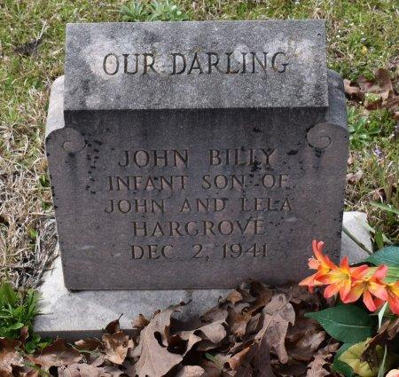 HARGROVE, JOHN BILLY - Caldwell County, Louisiana | JOHN BILLY HARGROVE - Louisiana Gravestone Photos
