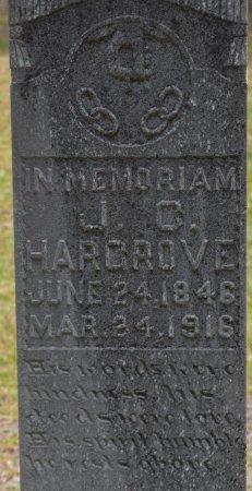 HARGROVE, JOHN C (CLOSE UP) - Caldwell County, Louisiana | JOHN C (CLOSE UP) HARGROVE - Louisiana Gravestone Photos
