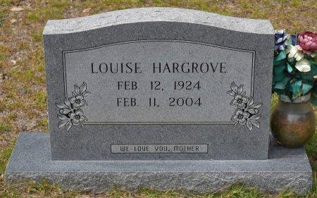 HARGROVE, JUANITA LOUISE - Caldwell County, Louisiana | JUANITA LOUISE HARGROVE - Louisiana Gravestone Photos