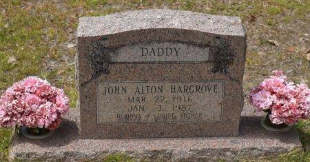 HARGROVE, JOHN ALTON - Caldwell County, Louisiana | JOHN ALTON HARGROVE - Louisiana Gravestone Photos