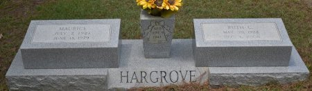 HARGROVE, MAURICE - Caldwell County, Louisiana | MAURICE HARGROVE - Louisiana Gravestone Photos