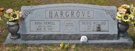 HARGROVE, NINA - Caldwell County, Louisiana | NINA HARGROVE - Louisiana Gravestone Photos