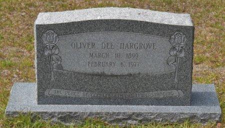 HARGROVE, OLIVER DEE - Caldwell County, Louisiana | OLIVER DEE HARGROVE - Louisiana Gravestone Photos