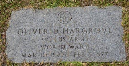 HARGROVE, OLIVER DEE (VETERAN WWI) - Caldwell County, Louisiana | OLIVER DEE (VETERAN WWI) HARGROVE - Louisiana Gravestone Photos