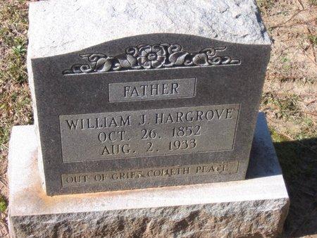 HARGROVE, WILLIAM J. - Caldwell County, Louisiana   WILLIAM J. HARGROVE - Louisiana Gravestone Photos