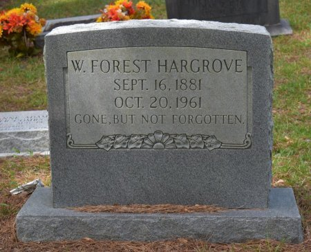 HARGROVE, W FOREST - Caldwell County, Louisiana | W FOREST HARGROVE - Louisiana Gravestone Photos