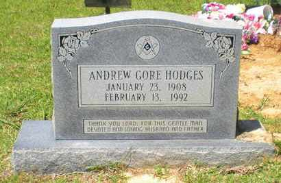HODGES, ANDREW GORE - Caldwell County, Louisiana | ANDREW GORE HODGES - Louisiana Gravestone Photos