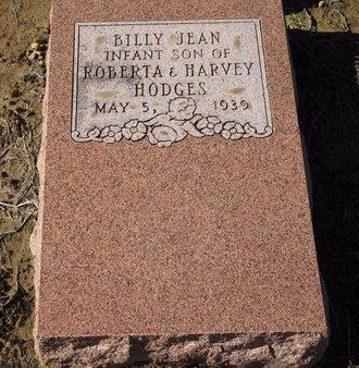HODGES, BILLY JEAN - Caldwell County, Louisiana   BILLY JEAN HODGES - Louisiana Gravestone Photos