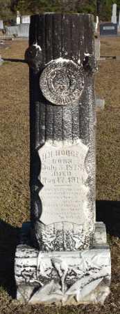 HODGES, HILL H - Caldwell County, Louisiana | HILL H HODGES - Louisiana Gravestone Photos