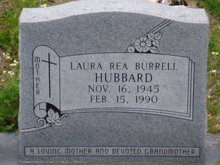 HUBBARD, LAURA REA - Caldwell County, Louisiana | LAURA REA HUBBARD - Louisiana Gravestone Photos
