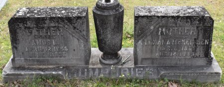HUMPHRIES, AMOS LOUIS - Caldwell County, Louisiana   AMOS LOUIS HUMPHRIES - Louisiana Gravestone Photos