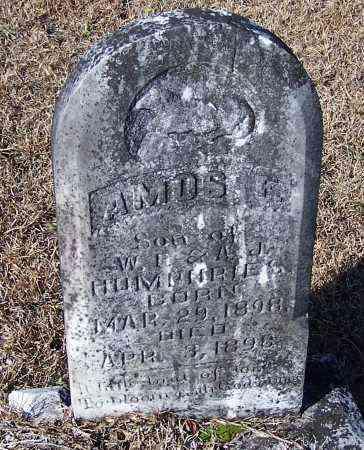 HUMPHRIES, AMOS - Caldwell County, Louisiana | AMOS HUMPHRIES - Louisiana Gravestone Photos