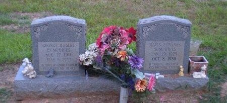 HUMPHRIES, GEORGE HERBERT - Caldwell County, Louisiana | GEORGE HERBERT HUMPHRIES - Louisiana Gravestone Photos