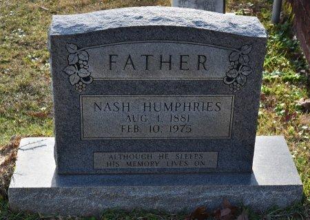 HUMPHRIES, NASH - Caldwell County, Louisiana | NASH HUMPHRIES - Louisiana Gravestone Photos