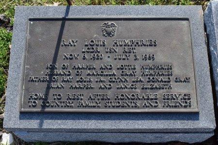 HUMPHRIES, RAY LOUIS (VETERAN 2 WARS) - Caldwell County, Louisiana | RAY LOUIS (VETERAN 2 WARS) HUMPHRIES - Louisiana Gravestone Photos