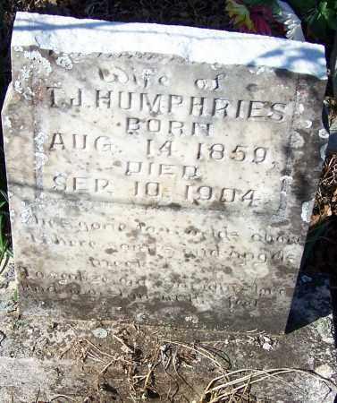 GODFREY HUMPHRIES, SARAH ELLA - Caldwell County, Louisiana | SARAH ELLA GODFREY HUMPHRIES - Louisiana Gravestone Photos
