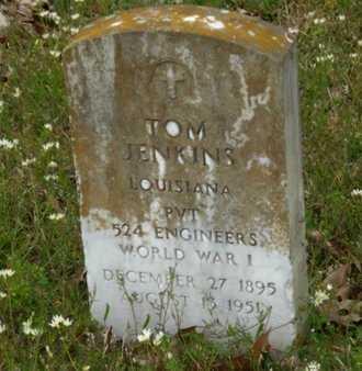 JENKINS, TOM (VETERAN WWI) - Caldwell County, Louisiana   TOM (VETERAN WWI) JENKINS - Louisiana Gravestone Photos
