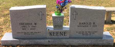 KEENE, FREDDIE JEAN - Caldwell County, Louisiana   FREDDIE JEAN KEENE - Louisiana Gravestone Photos