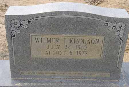 KINNISON, WILMER J - Caldwell County, Louisiana | WILMER J KINNISON - Louisiana Gravestone Photos