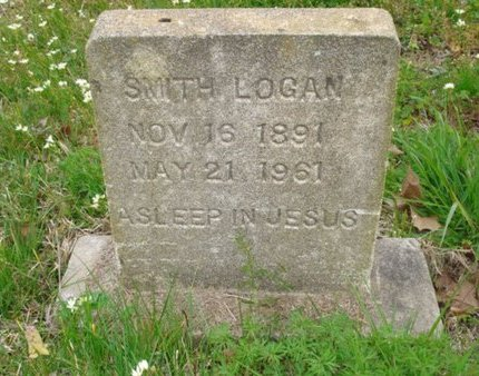 LOGAN, SMITH - Caldwell County, Louisiana | SMITH LOGAN - Louisiana Gravestone Photos