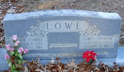 LOWE, ADDIE - Caldwell County, Louisiana | ADDIE LOWE - Louisiana Gravestone Photos