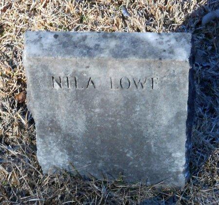 LOWE, NILA - Caldwell County, Louisiana   NILA LOWE - Louisiana Gravestone Photos