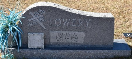 LOWERY, LOREY A, JR - Caldwell County, Louisiana   LOREY A, JR LOWERY - Louisiana Gravestone Photos