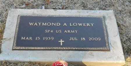 LOWERY , WAYMOND A (VETERAN) - Caldwell County, Louisiana | WAYMOND A (VETERAN) LOWERY  - Louisiana Gravestone Photos