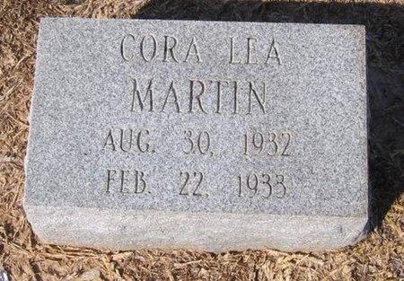 MARTIN, CORA LEA - Caldwell County, Louisiana   CORA LEA MARTIN - Louisiana Gravestone Photos