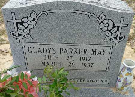 MAY, GLADYS - Caldwell County, Louisiana | GLADYS MAY - Louisiana Gravestone Photos