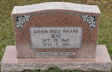 MAY, GLENDA BELLE - Caldwell County, Louisiana | GLENDA BELLE MAY - Louisiana Gravestone Photos