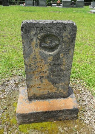 MAY, ILY B - Caldwell County, Louisiana | ILY B MAY - Louisiana Gravestone Photos