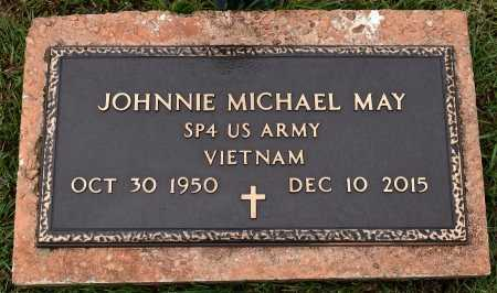 MAY, JOHNNIE MICHAEL (VETERAN VIET) - Caldwell County, Louisiana | JOHNNIE MICHAEL (VETERAN VIET) MAY - Louisiana Gravestone Photos