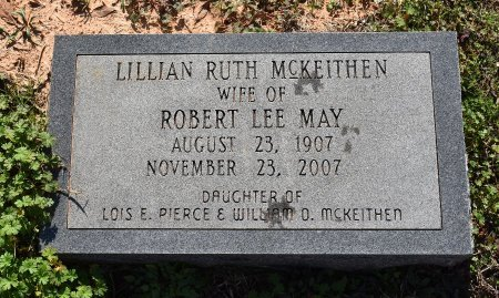 MAY, LILLIAN RUTH - Caldwell County, Louisiana   LILLIAN RUTH MAY - Louisiana Gravestone Photos