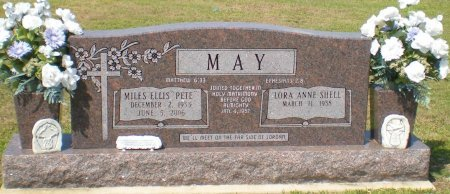 "MAY, MILES EDWARD ""PETE"" - Caldwell County, Louisiana   MILES EDWARD ""PETE"" MAY - Louisiana Gravestone Photos"